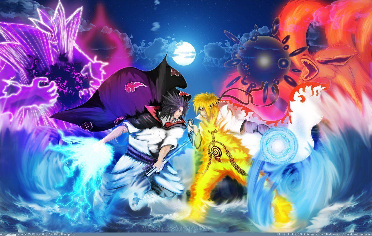 Wallpapers Naruto 3d Posted By Christopher Johnson