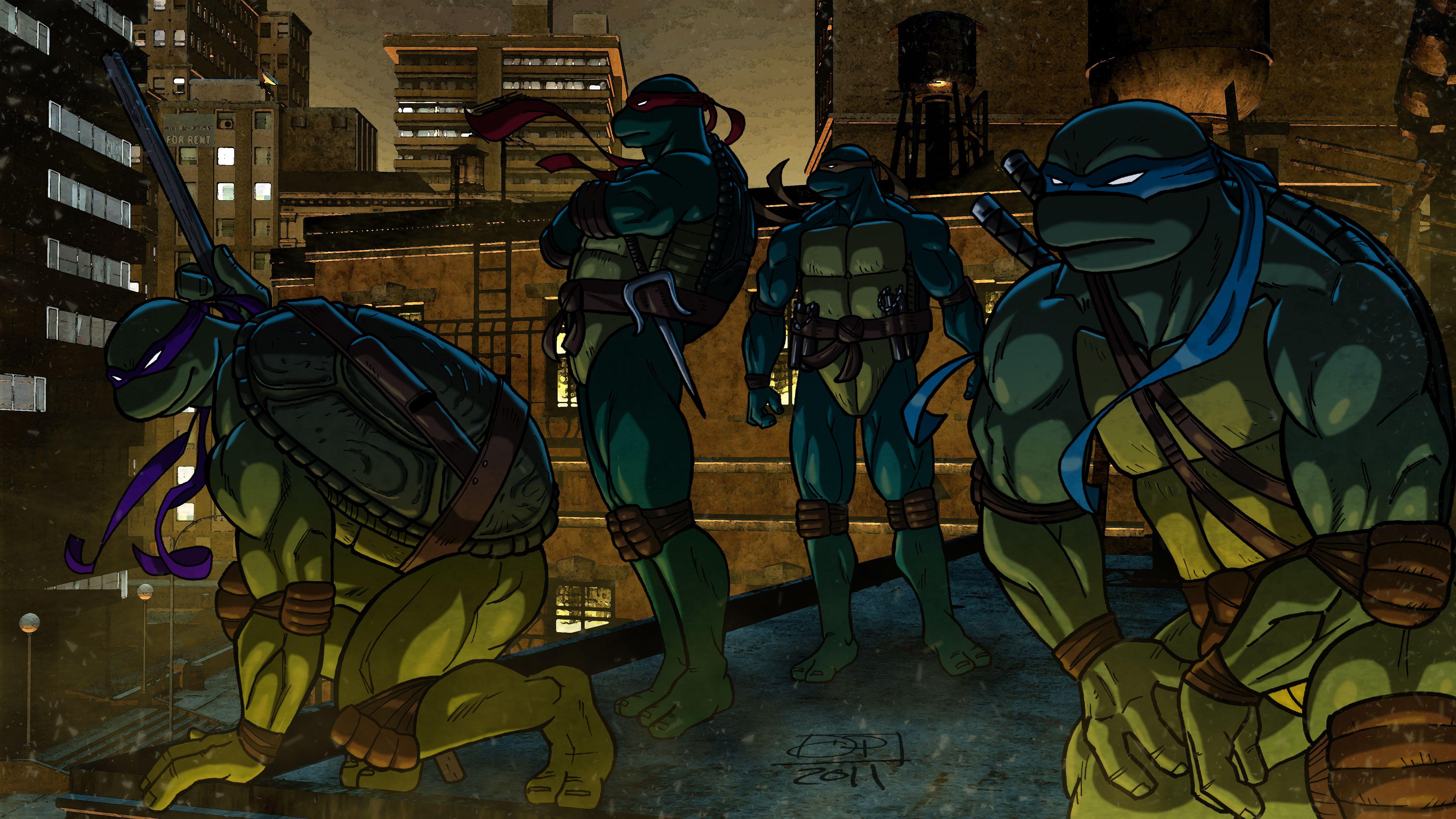 Wallpapers Ninja Turtles Posted By Sarah Johnson