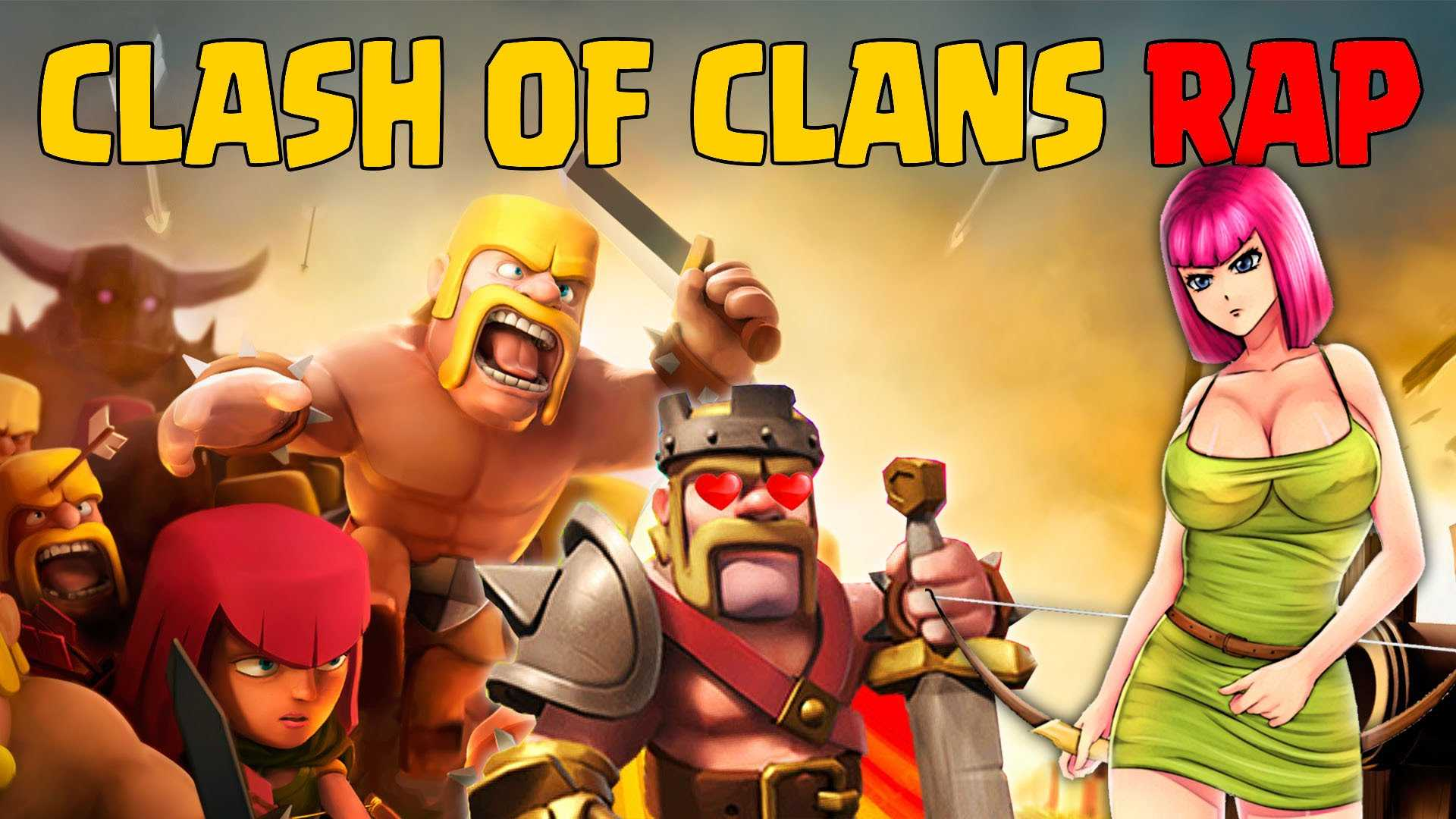 Wallpapers Of Clash Of Clans