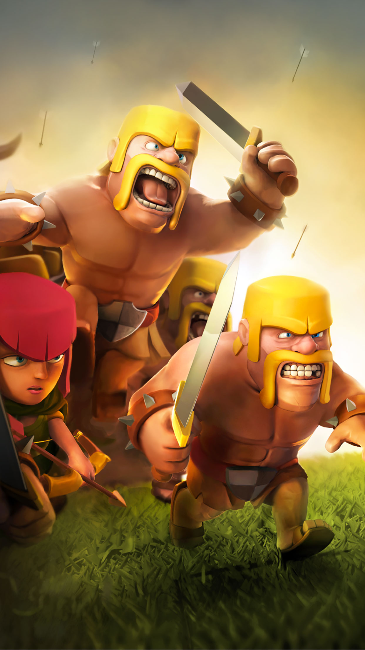 Wallpapers Clash Clans Posted By Ethan Simpson