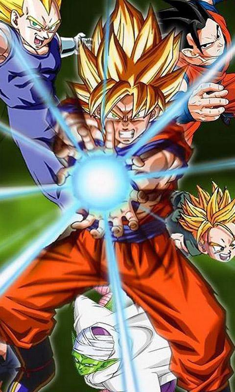Wallpapers Of Dragon Ball Z Posted By John Walker