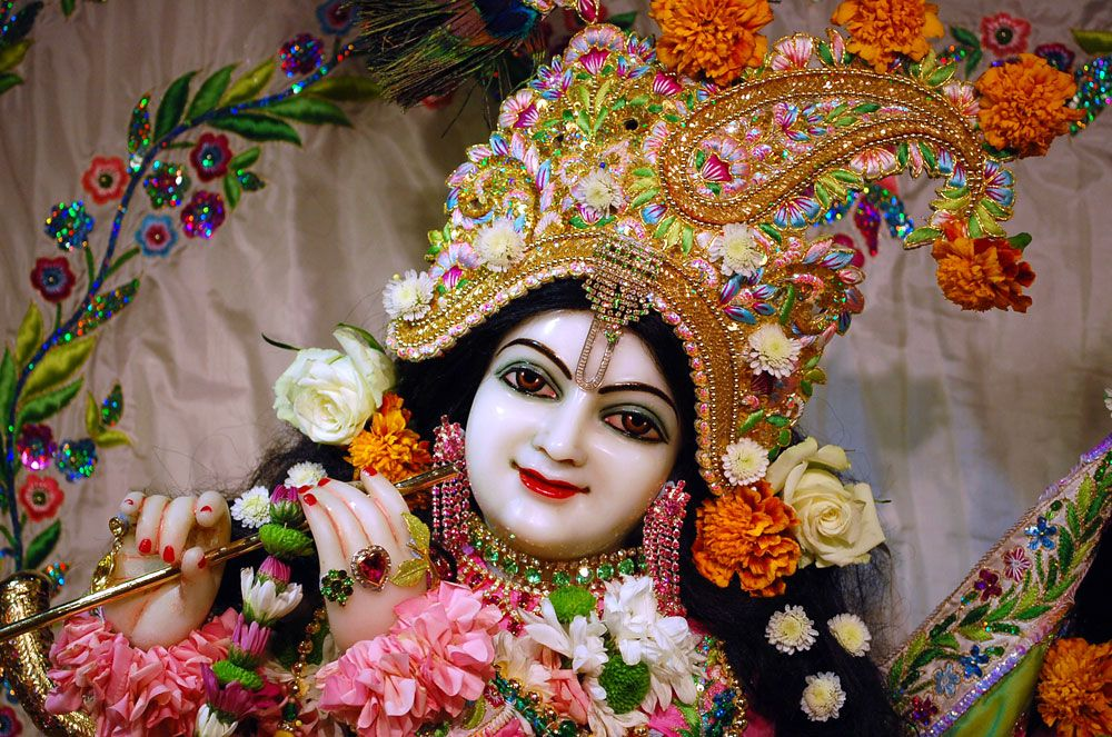 Krishna Desktop Wallpapers 80+