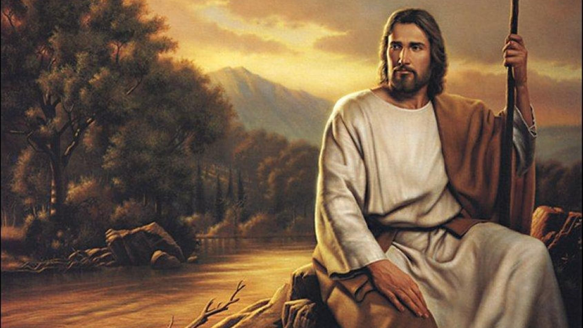 Wallpapers Of Jesus Posted By Michelle Anderson