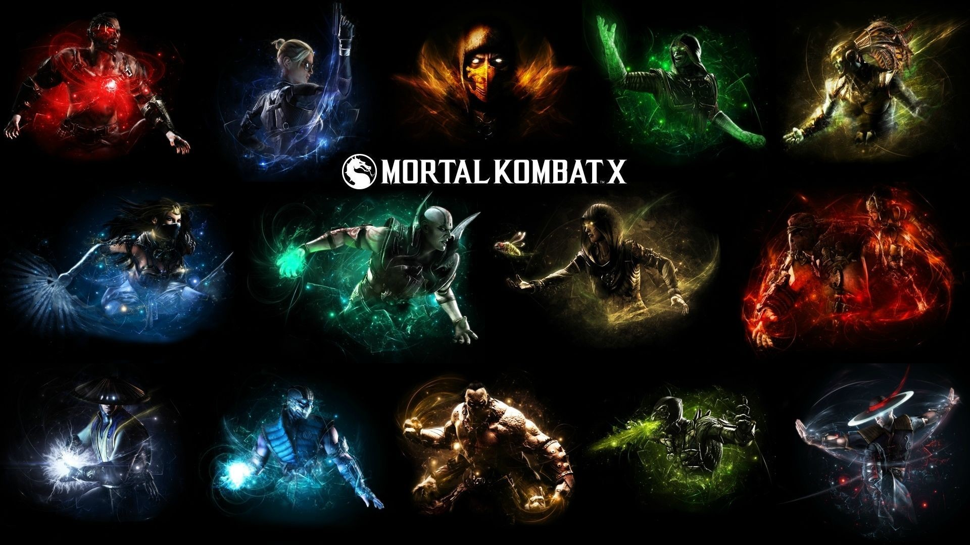Wallpapers Of Mortal Kombat Posted By Zoey Thompson