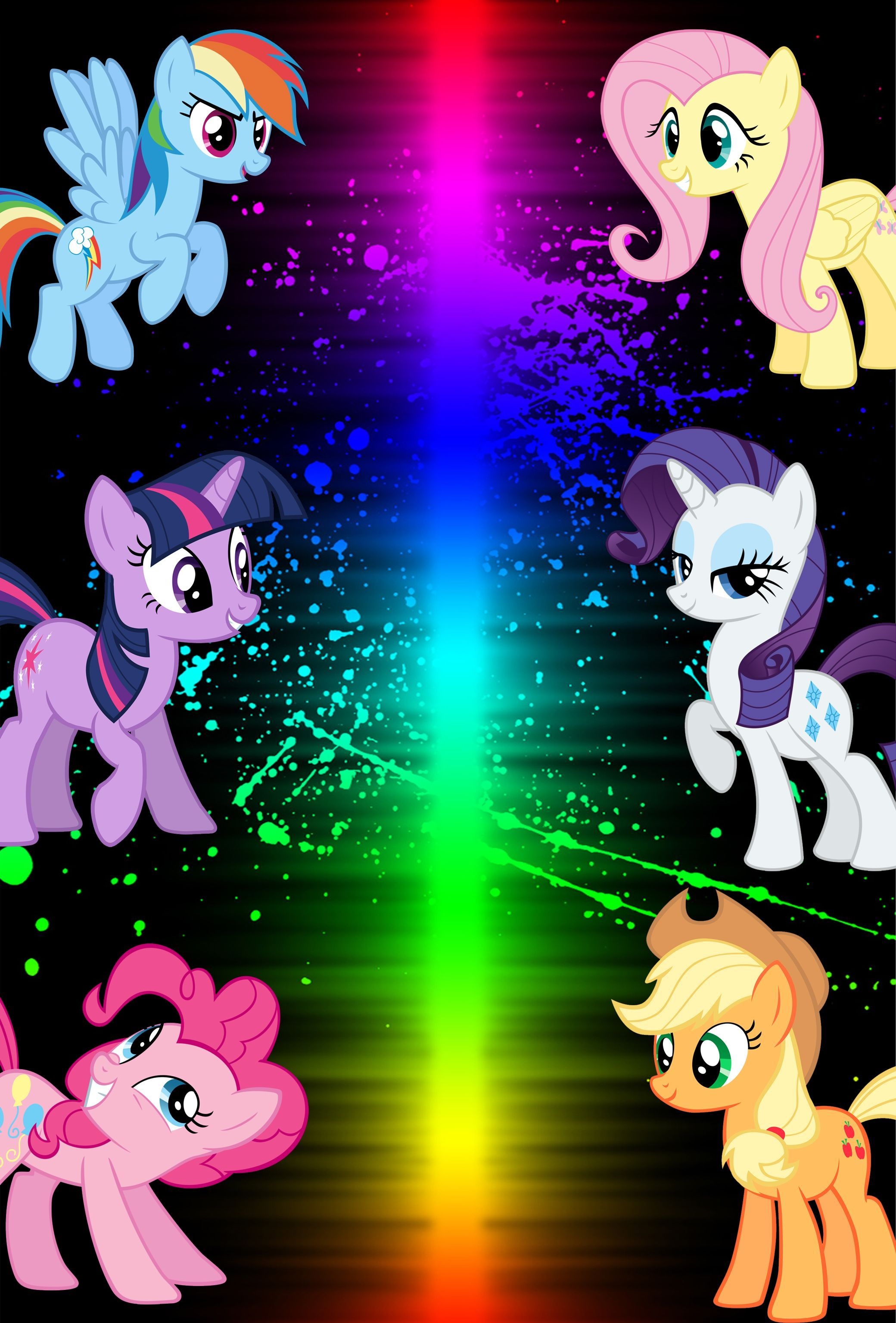 Wallpapers Of My Little Pony Posted By Ryan Thompson