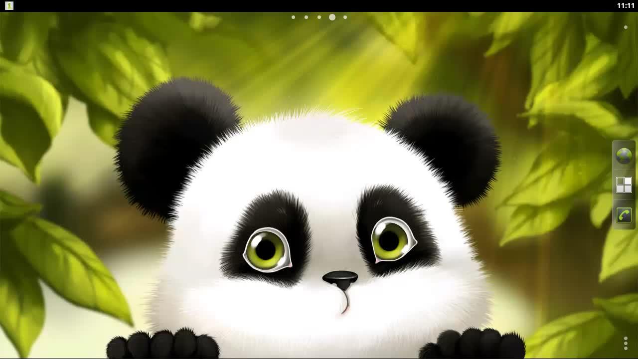 Wallpapers Panda Posted By Sarah Tremblay
