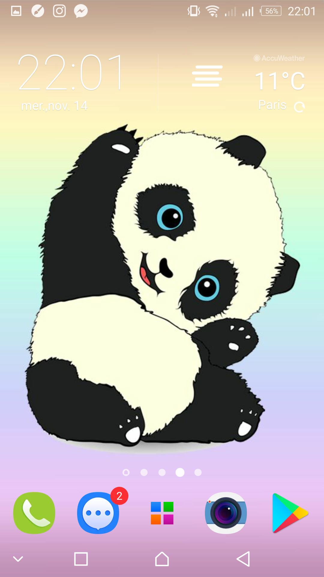 Wallpapers Panda Posted By Sarah Tremblay