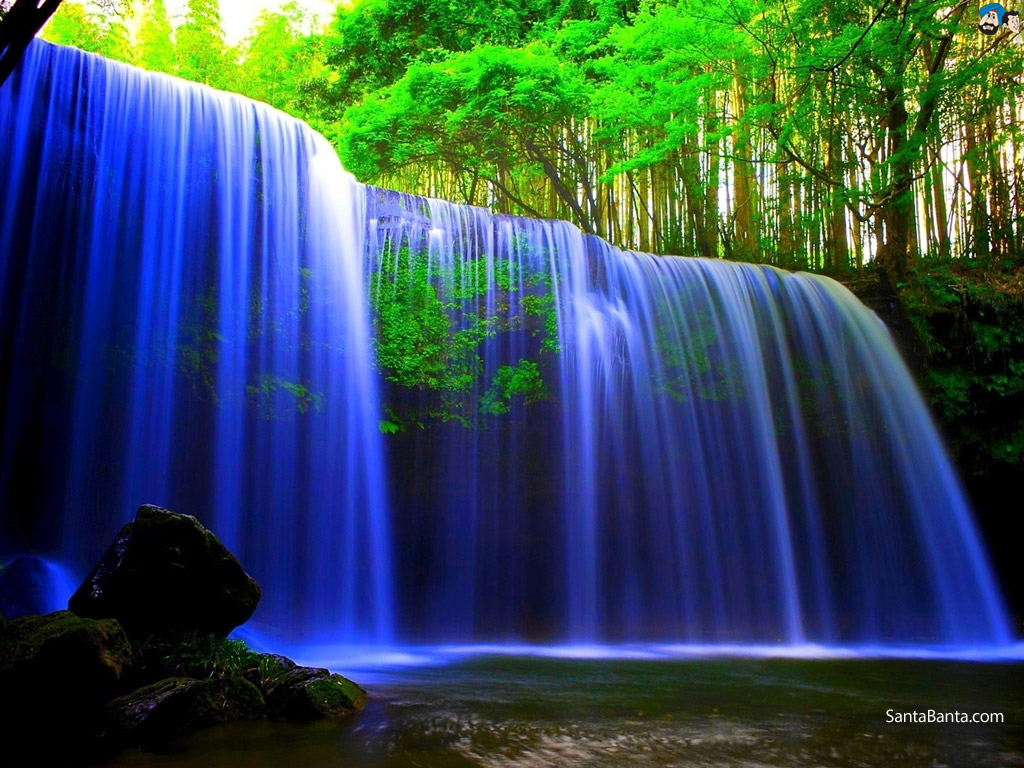 Wallpapers Of Waterfalls Posted By Ryan Anderson