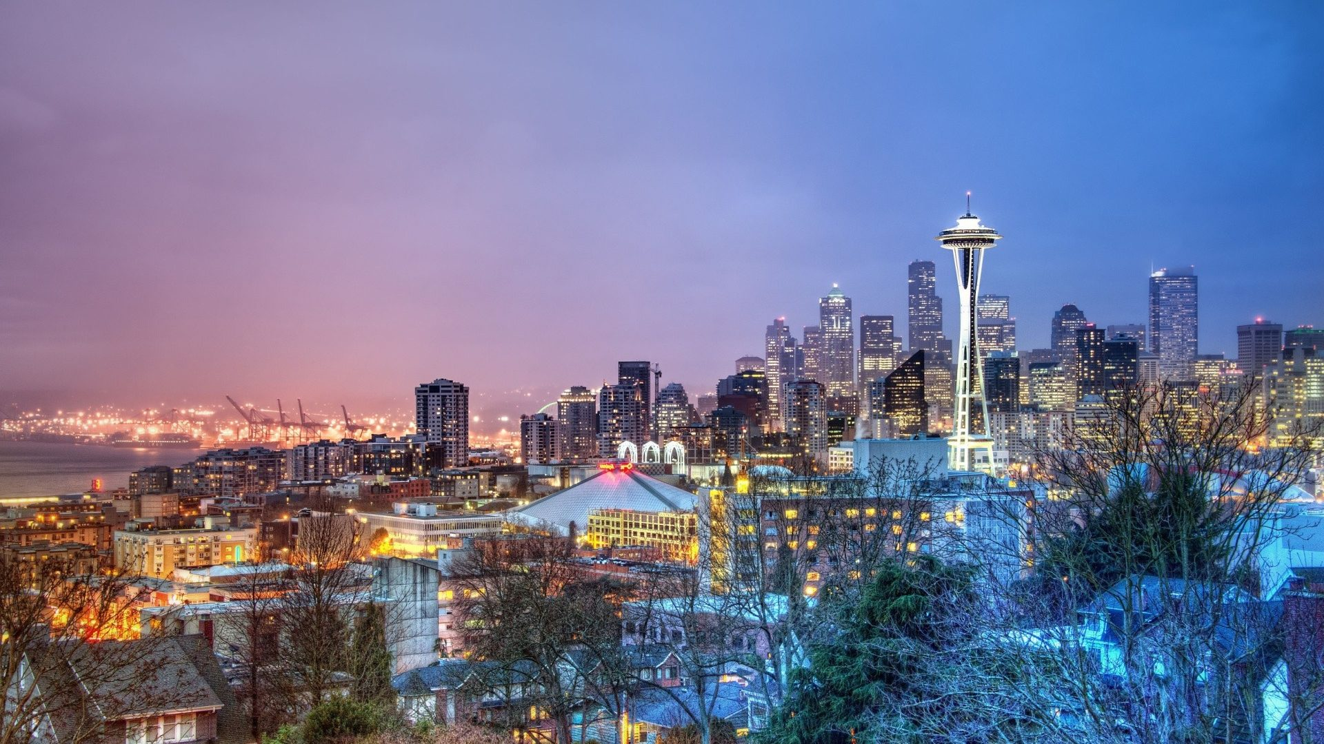 Wallpapers Seattle Posted By Samantha Anderson