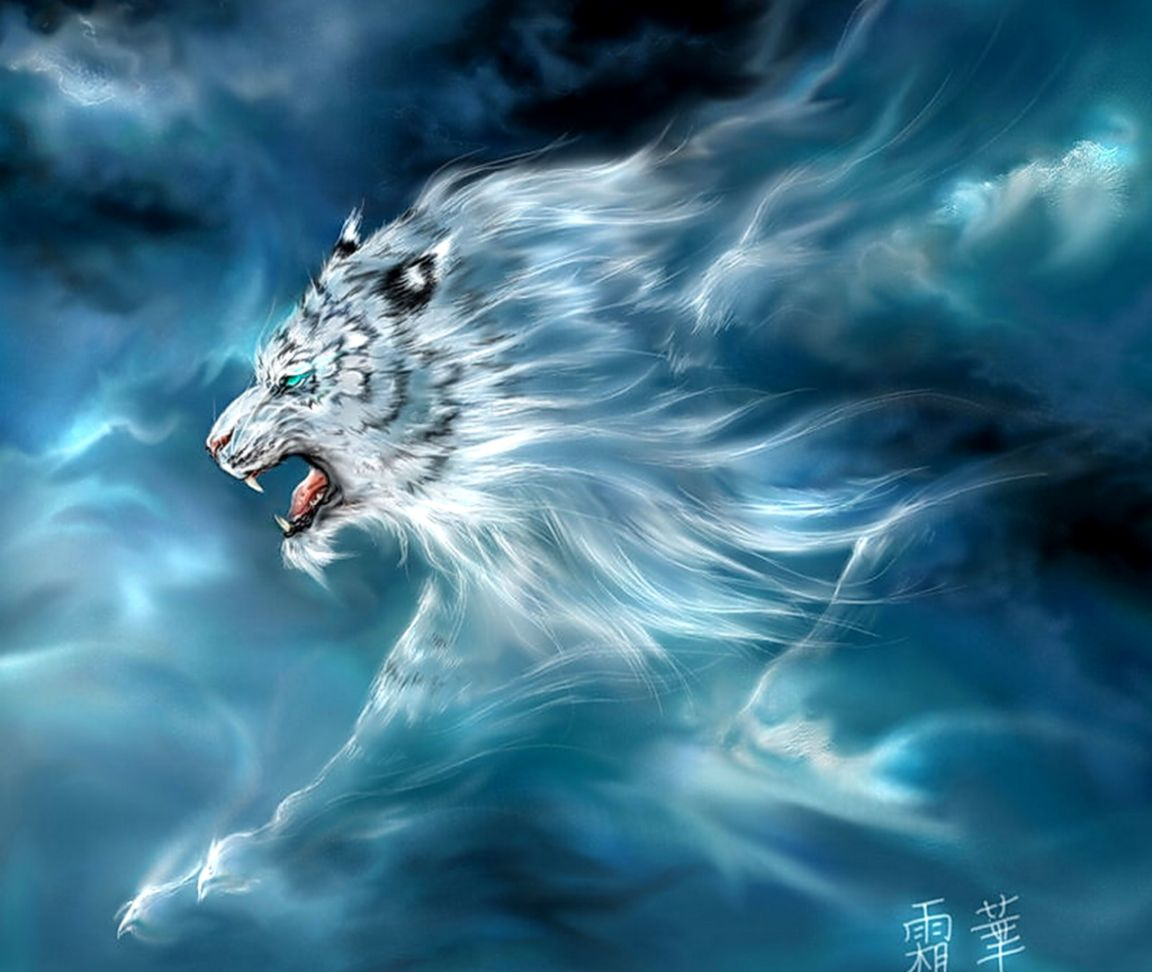 Wallpapers White Tigers Posted By Samantha Cunningham