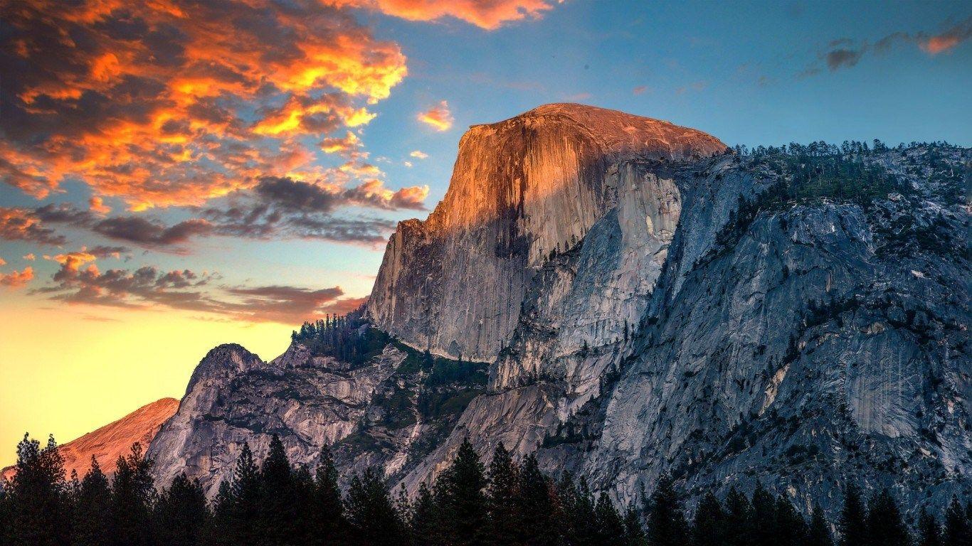 Apple Yosemite Background 1920x1080