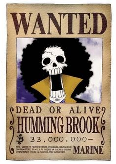 Wanted Poster One Piece Wallpapers Posted By Sarah Walker