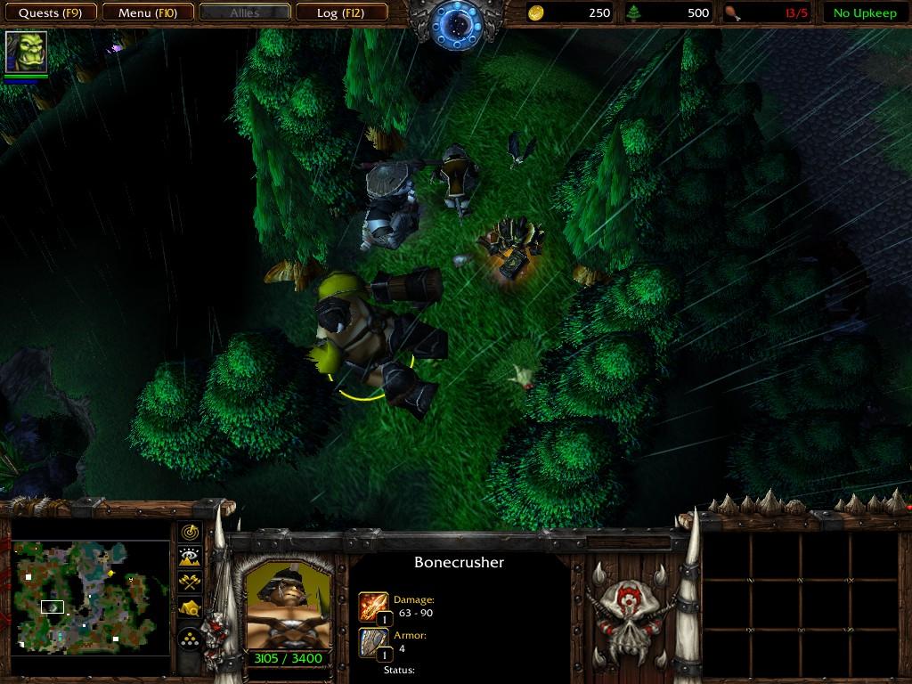 Warcraft 3 Wallpaper Posted By Ryan Mercado