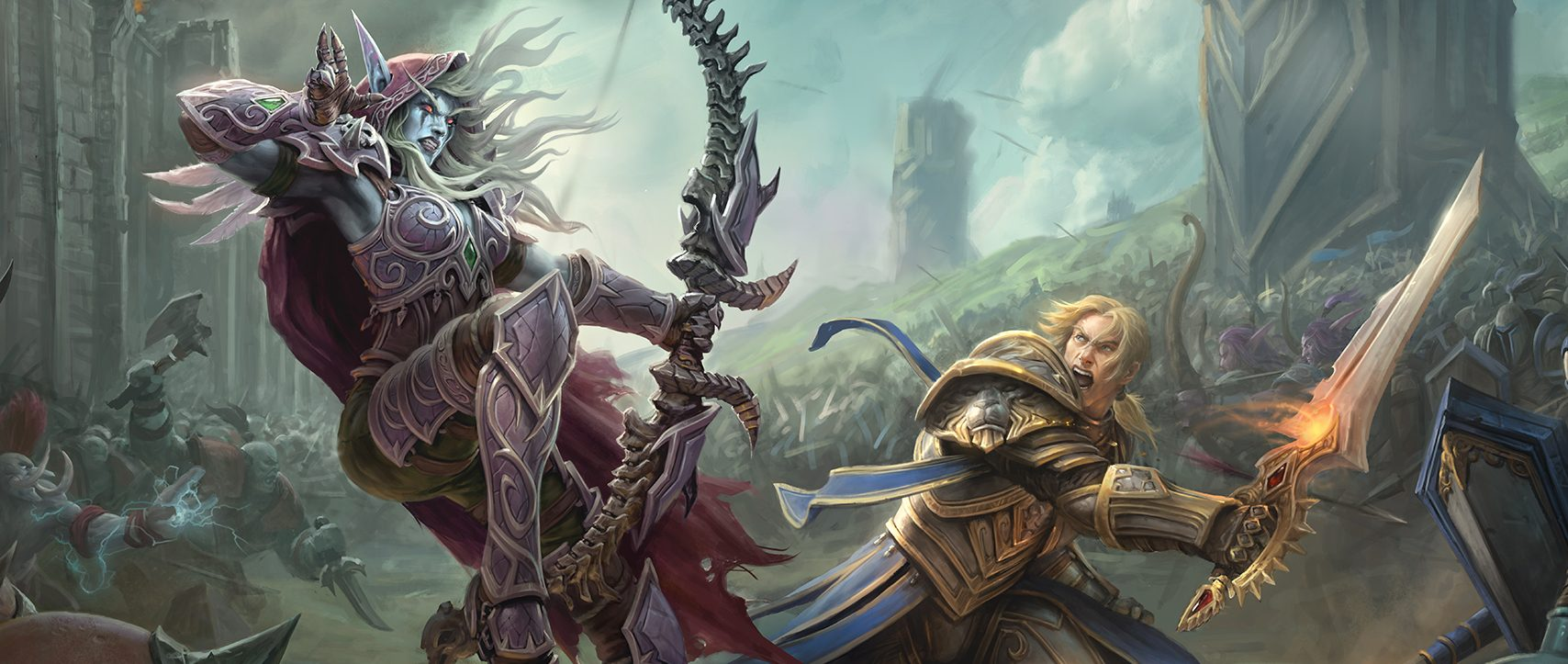 Warcraft Wallpaper Posted By John Thompson