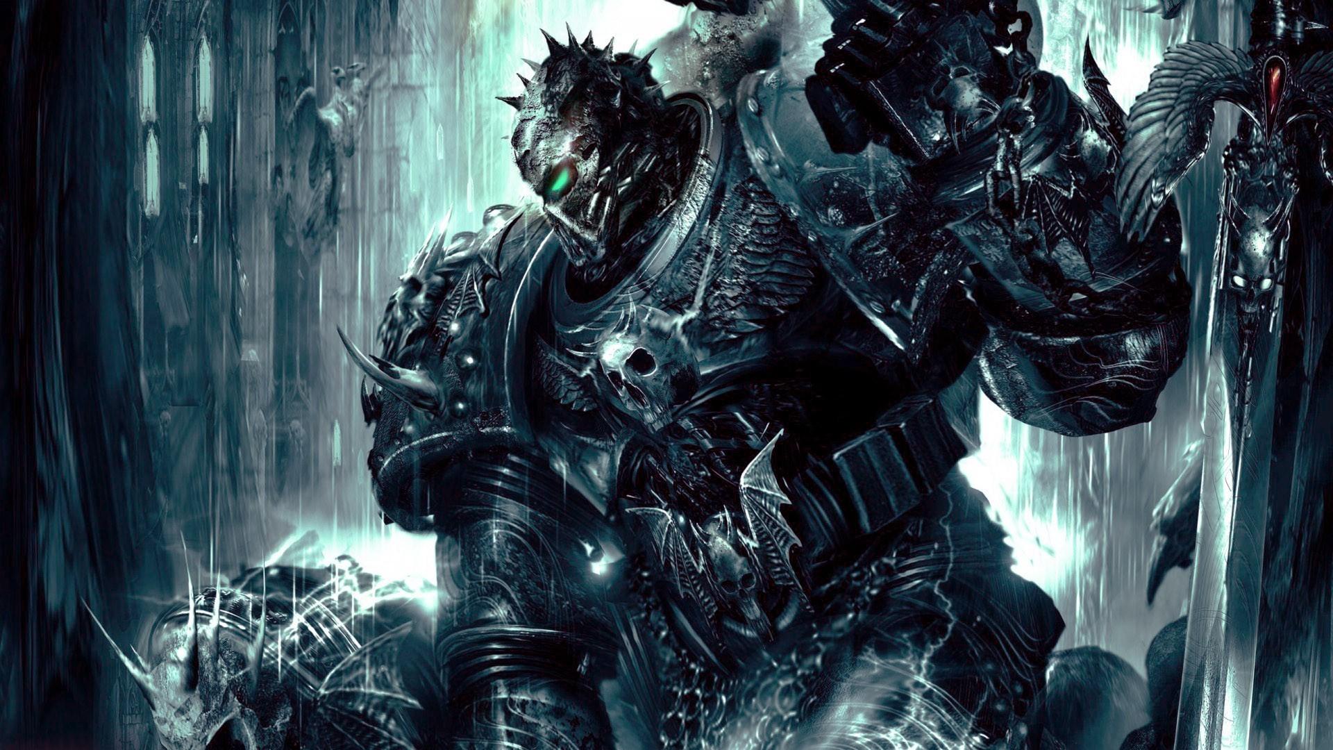Warhammer 40k Space Marine Wallpaper