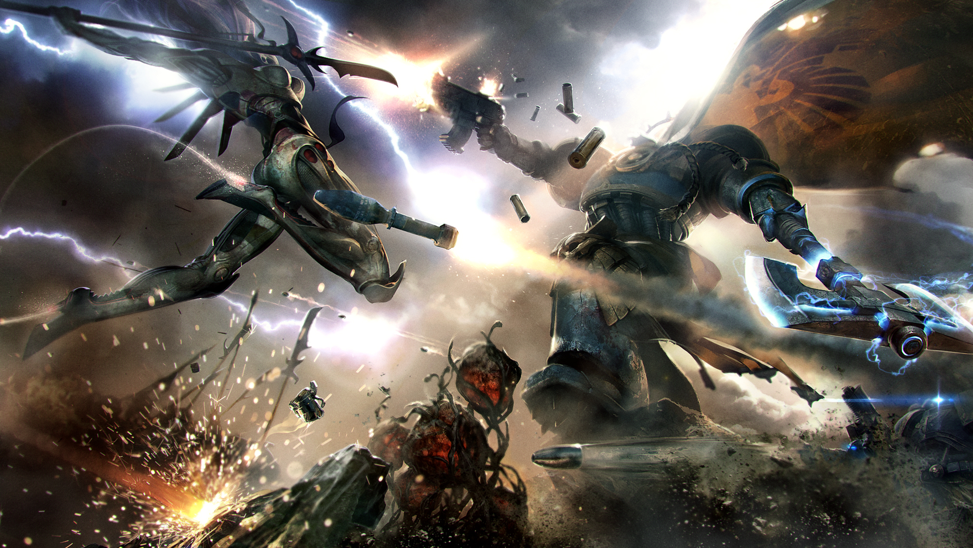 Warhammer 40k Wallpaper 1080p Posted By Christopher Tremblay
