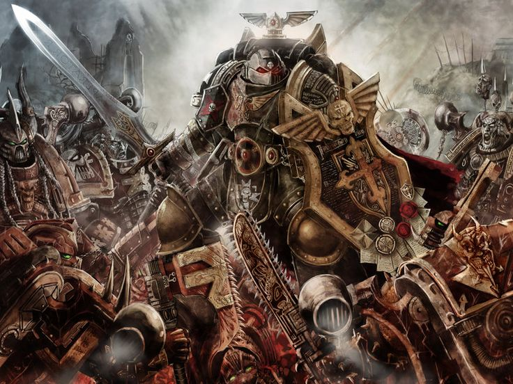 Warhammer Screensaver Posted By Zoey Walker
