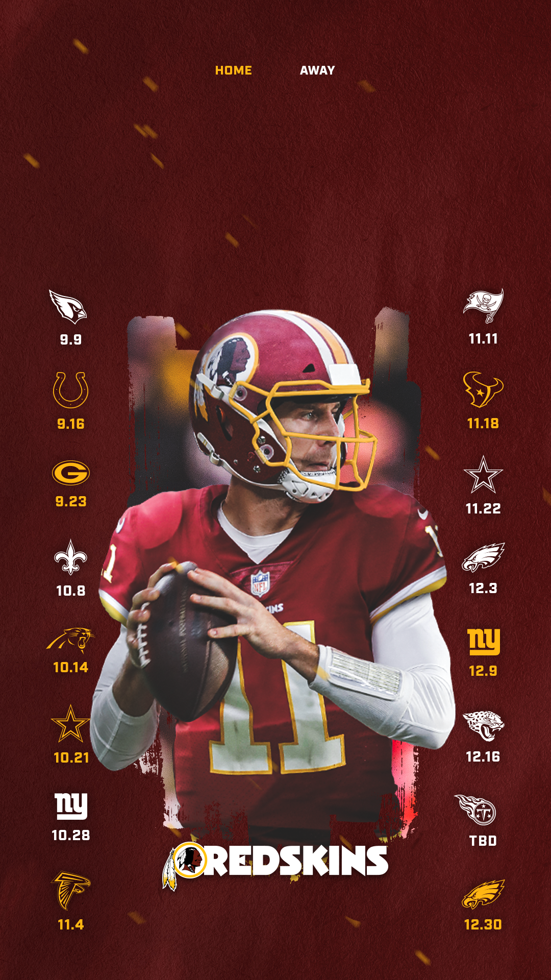 Washington Redskins Live Wallpaper Posted By Ryan Simpson