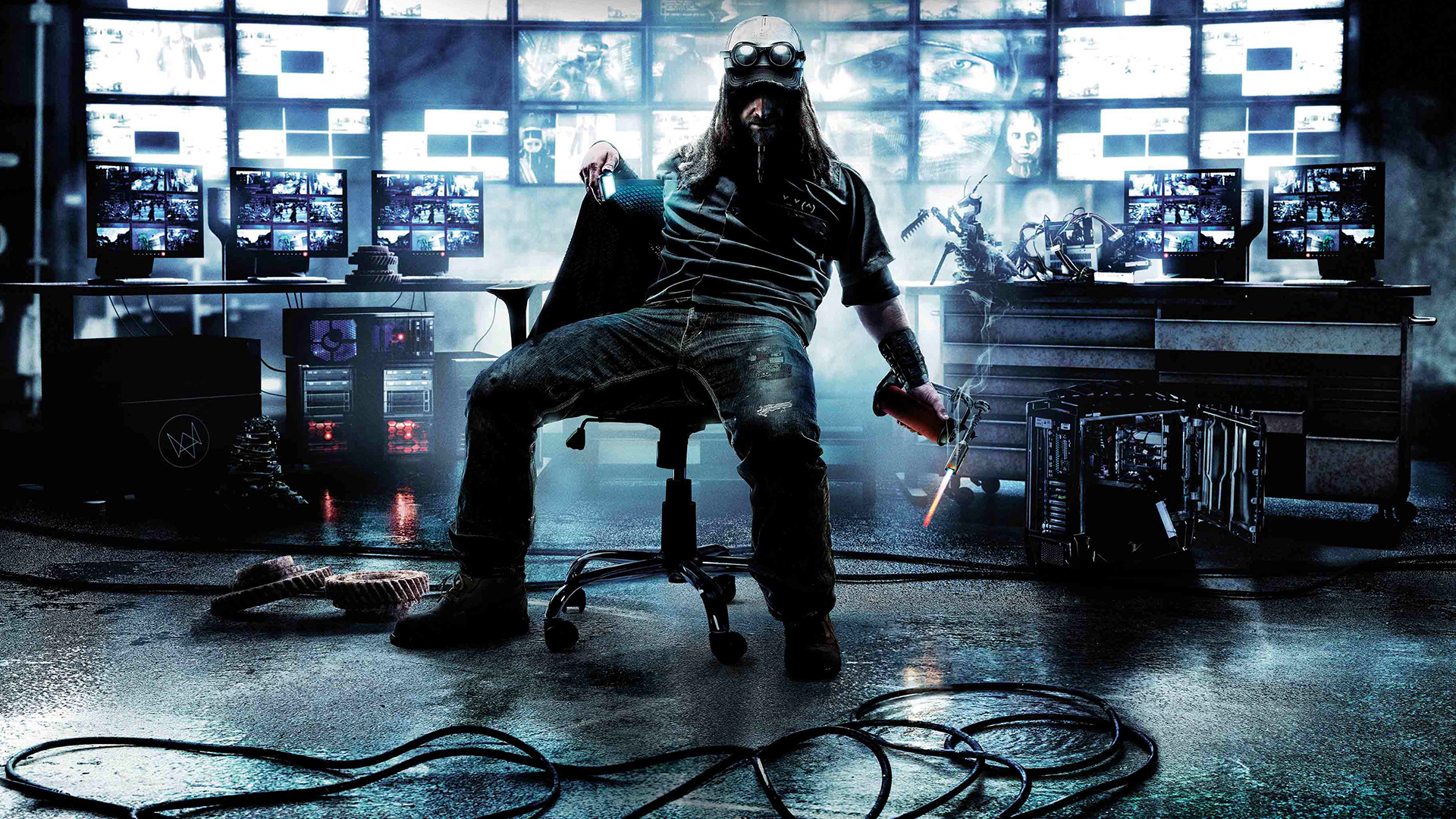 Watch Dogs 1 Wallpapers Posted By Christopher Peltier