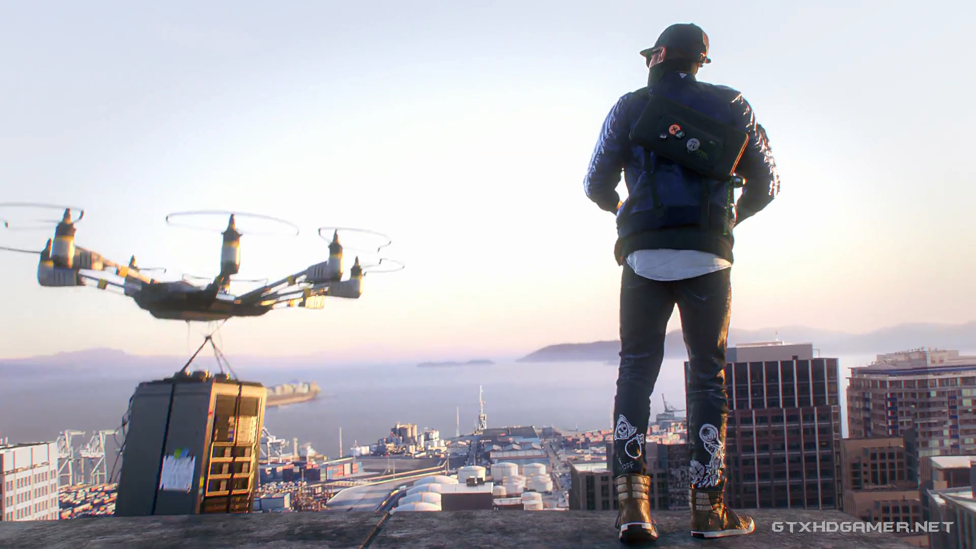 Watch Dogs 2 Background Posted By Ethan Sellers