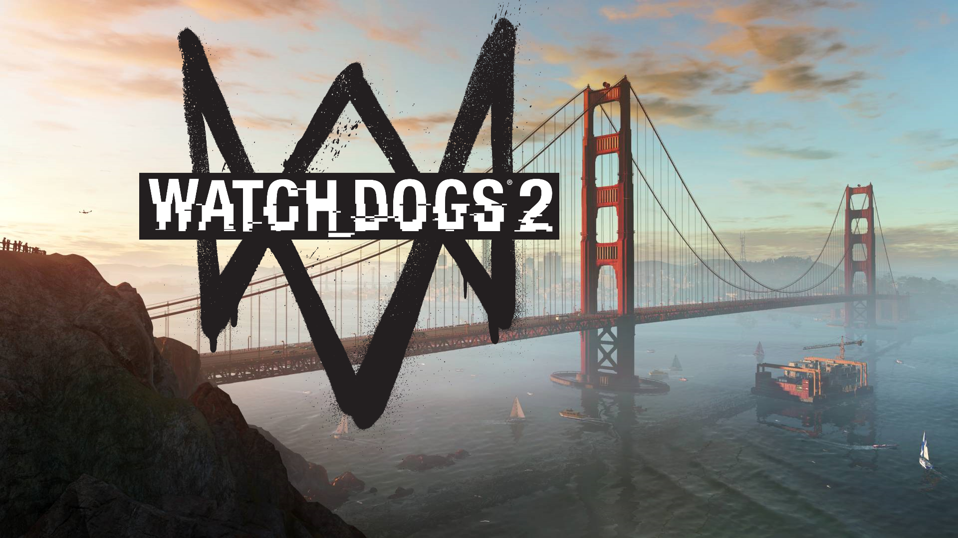 Watch Dogs Logo Wallpaper Posted By Christopher Simpson