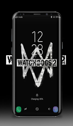 Watch Dogs Phone Wallpaper Posted By Ryan Walker