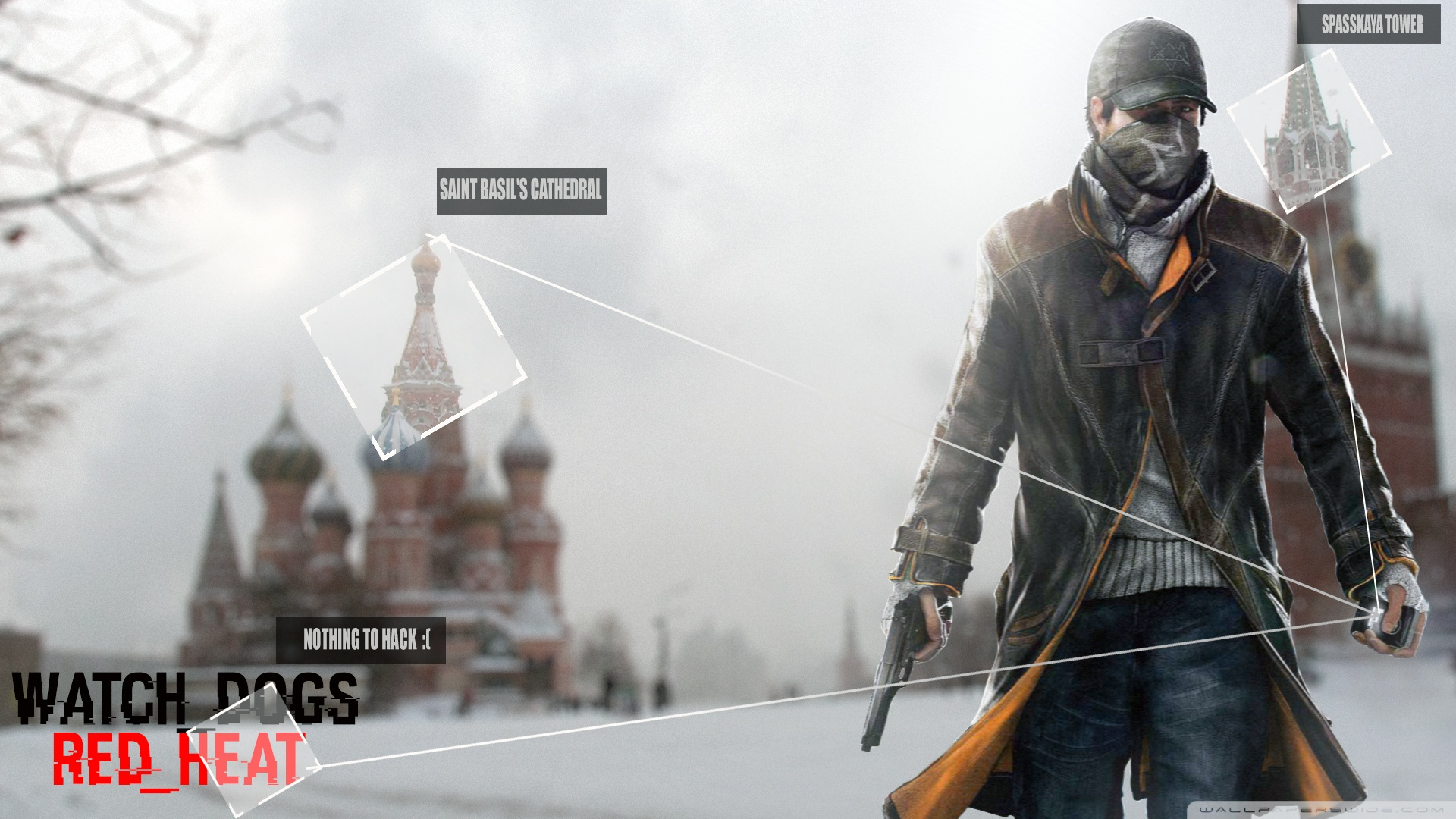 Watch Dogs Wallpaper Hd Posted By Sarah Peltier