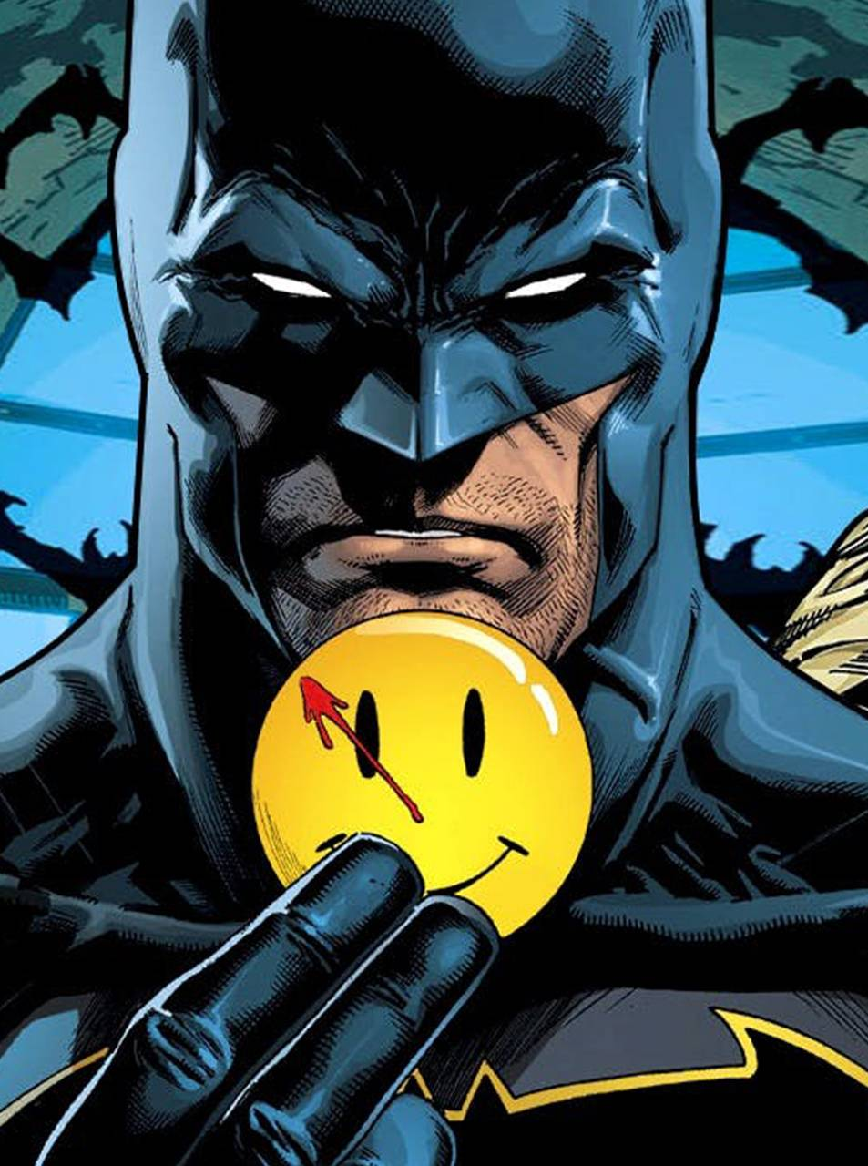 Watchmen Comic Wallpaper Posted By Christopher Sellers