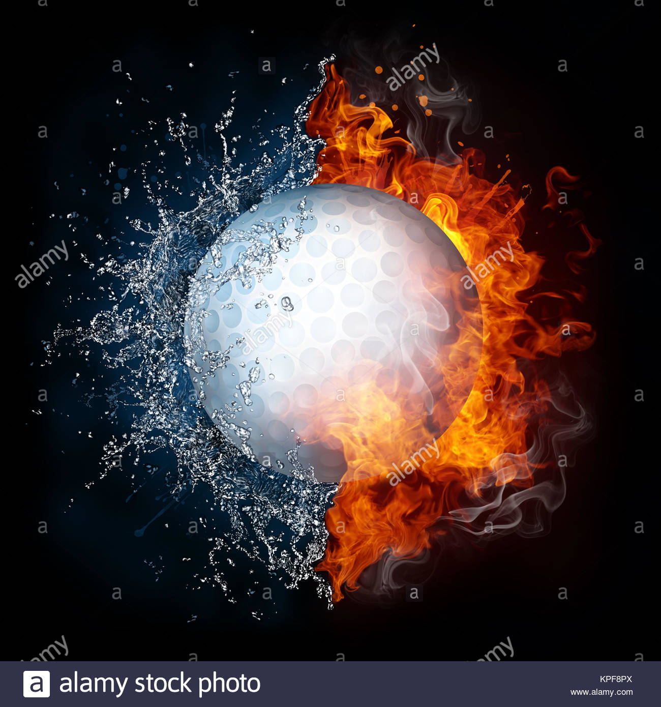 Water And Fire Background Posted By Ethan Anderson