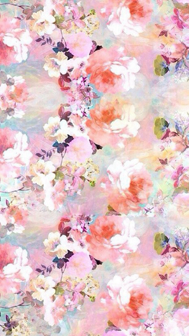 Watercolor Flowers Wallpapers Posted By Ryan Tremblay