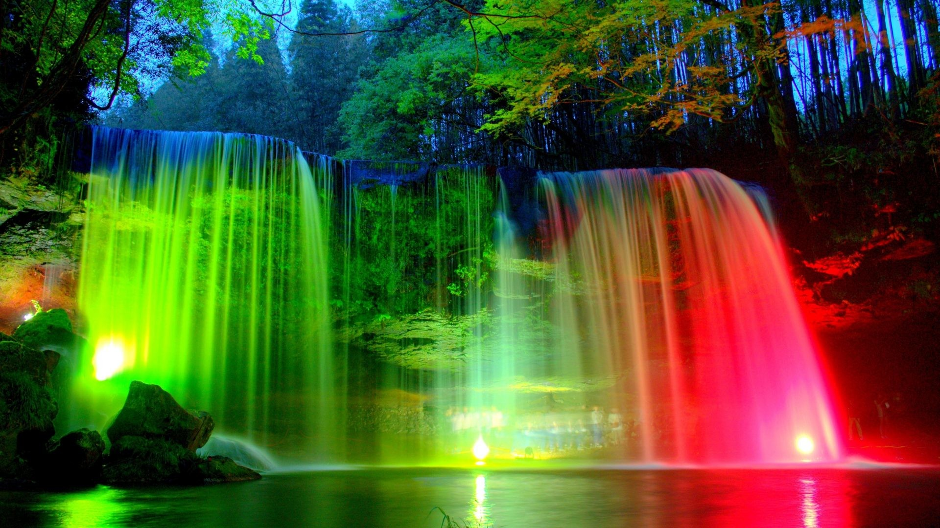 Waterfall Desktop Background Posted By Michelle Anderson