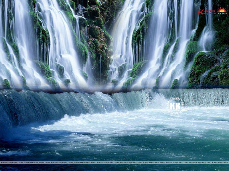 3d animated waterfall wallpapers, free full hd wallpapers of
