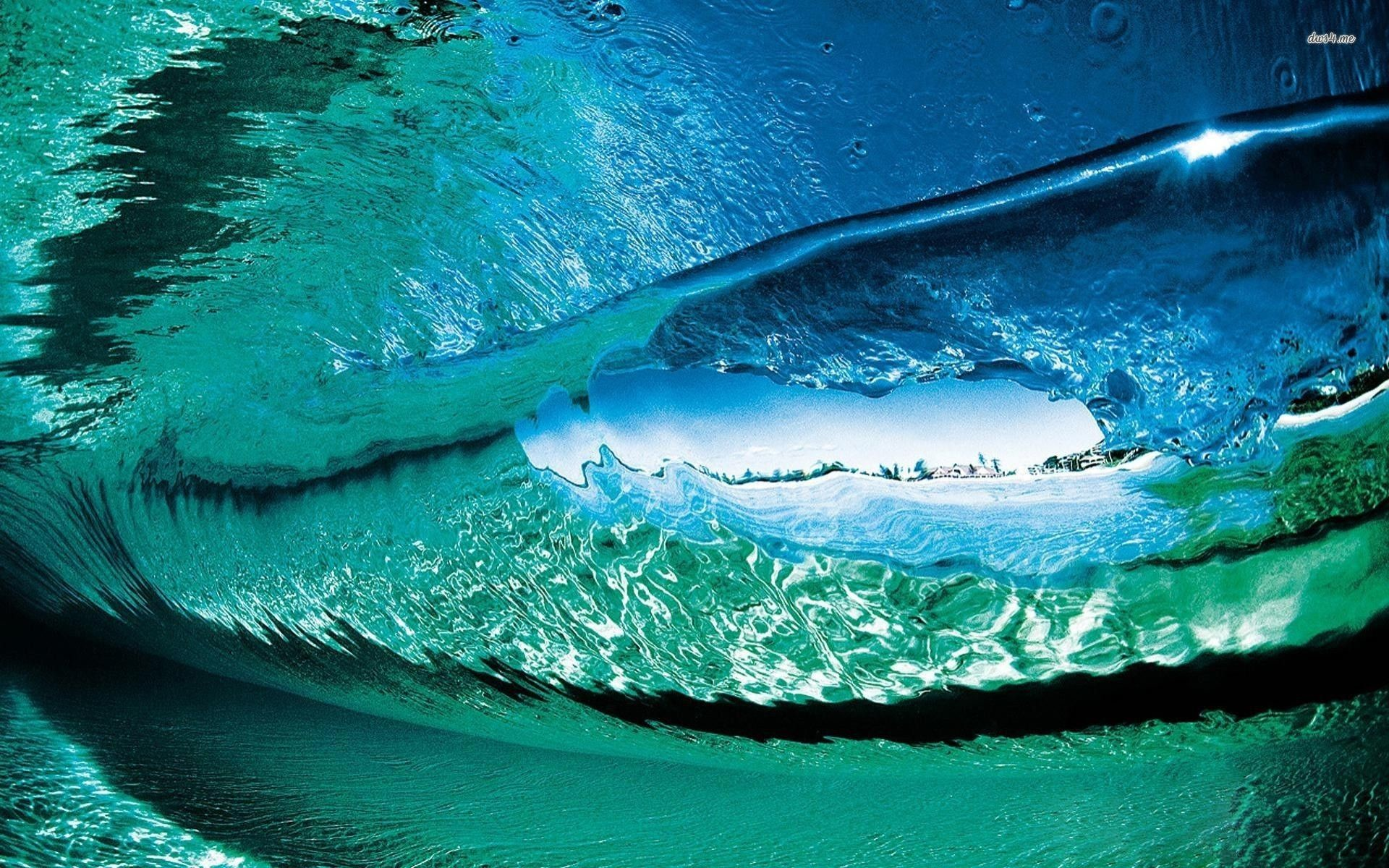 Wave Desktop Background Posted By Christopher Sellers