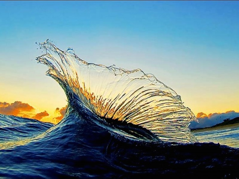 Wave Wallpapers Hd Posted By Michelle Peltier
