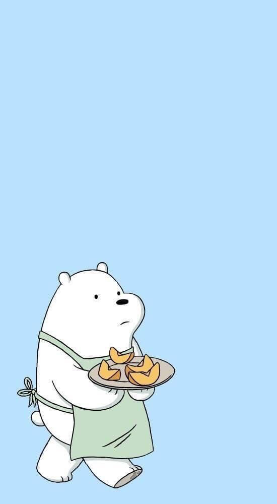 We Bare Bears Ice Bear Wallpaper Posted By Ethan Johnson
