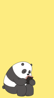 We Bare Bears Panda Wallpaper Posted By Samantha Peltier