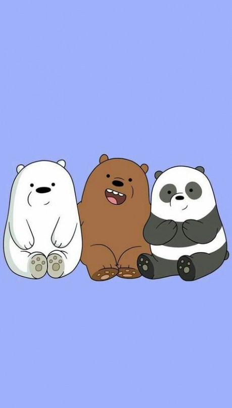 We Bare Bears Wallpaper Iphone Posted By Ethan Cunningham
