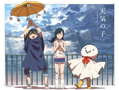 Weather With You Anime Posted By Zoey Thompson
