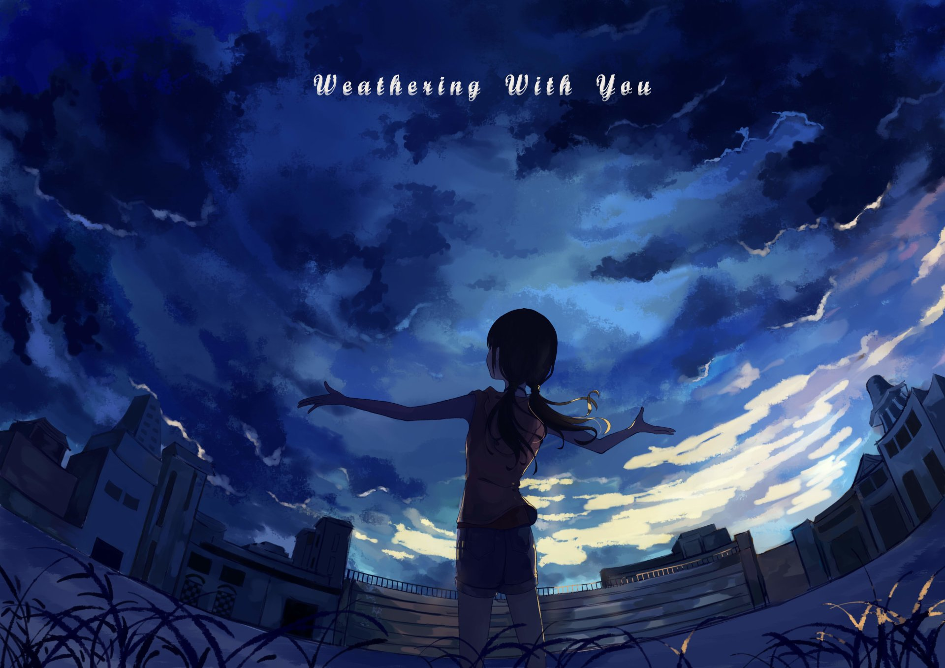 Weathering With You Wallpaper Posted By Ryan Cunningham