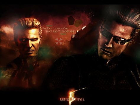 Wesker Wallpaper Posted By Ryan Anderson