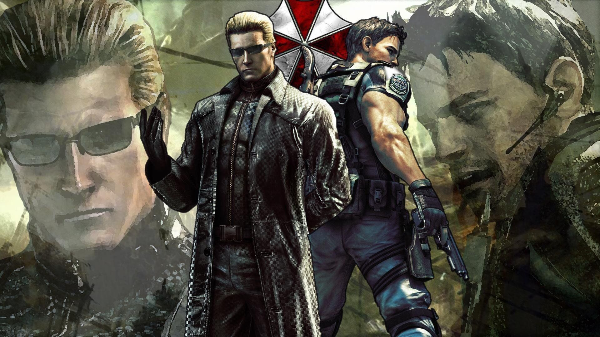 Wesker Wallpapers Posted By Zoey Johnson