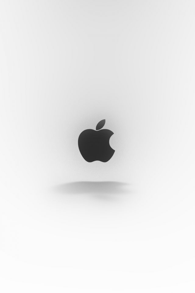 Apple Logo Love Mania White Iphone Wallpaper Iphone 7