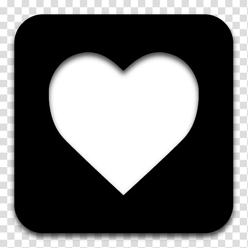White Heart Black Background Posted By Christopher Thompson