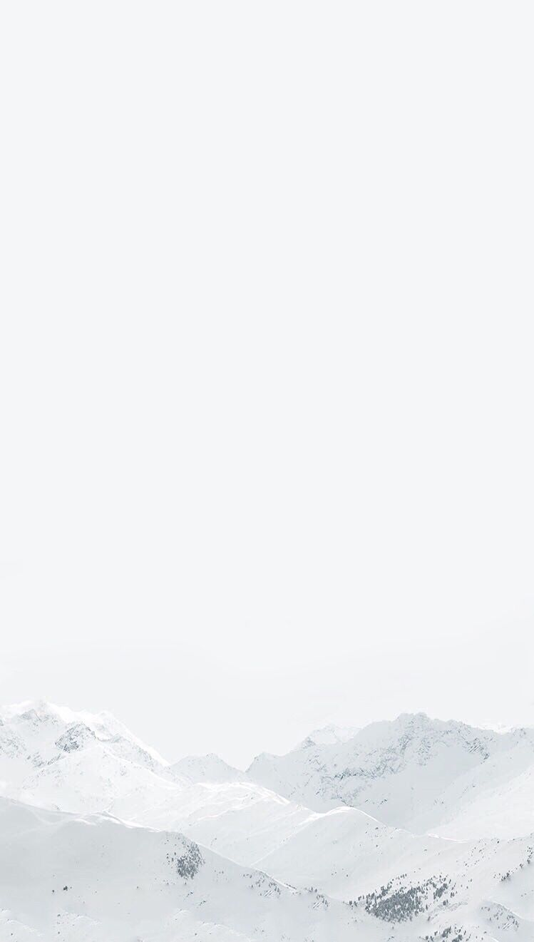 White Ios Wallpaper Posted By Samantha Peltier