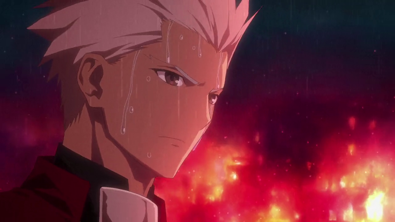 Who Is Archer In Fate Stay Night Posted By Zoey Johnson