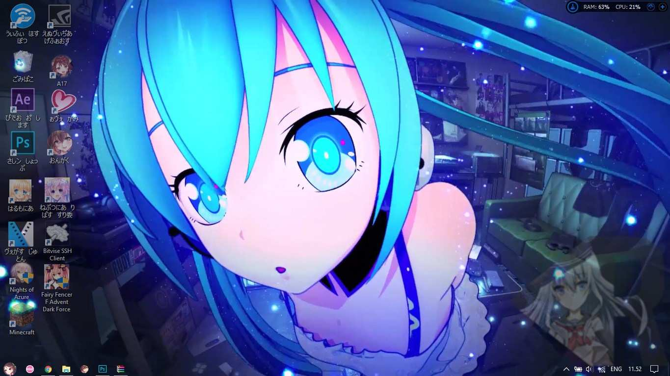 Windows Anime Wallpaper Posted By John Anderson