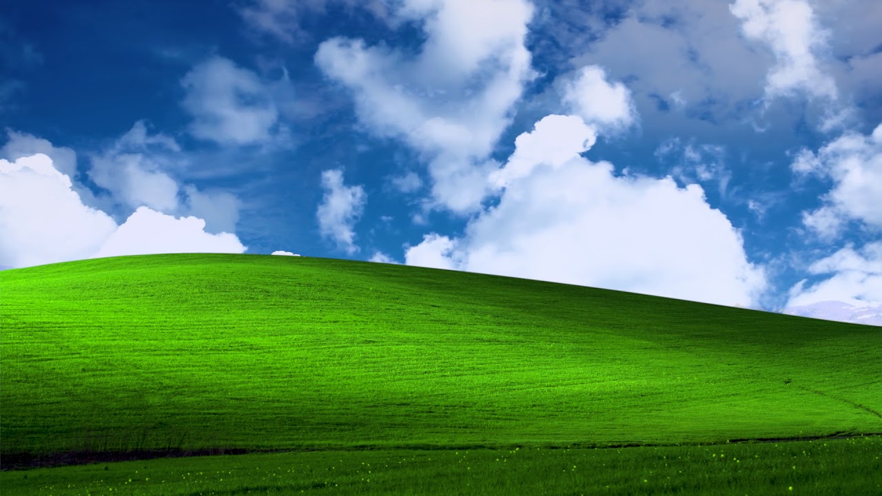 Windows Xp Wallpaper Bliss Posted By Samantha Thompson