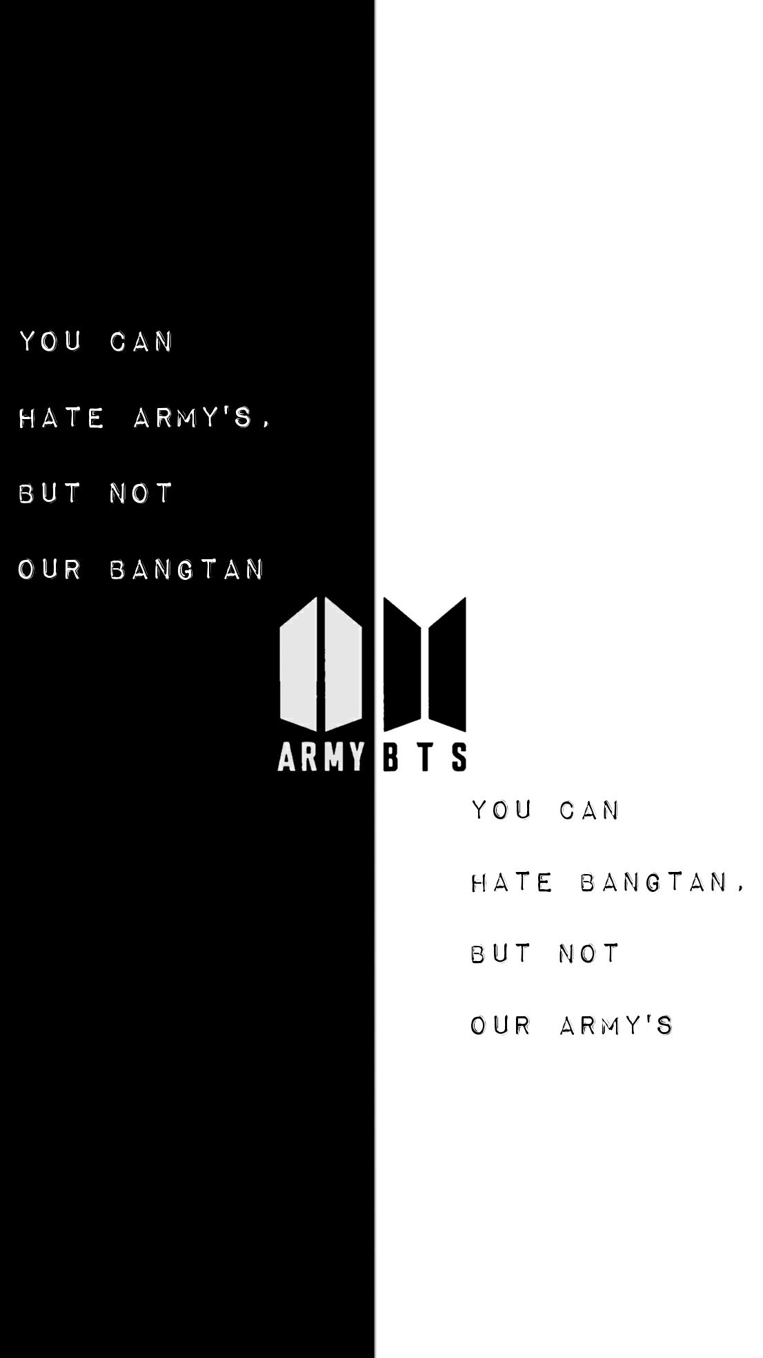 Bts Wallpaper Iphone Black And White