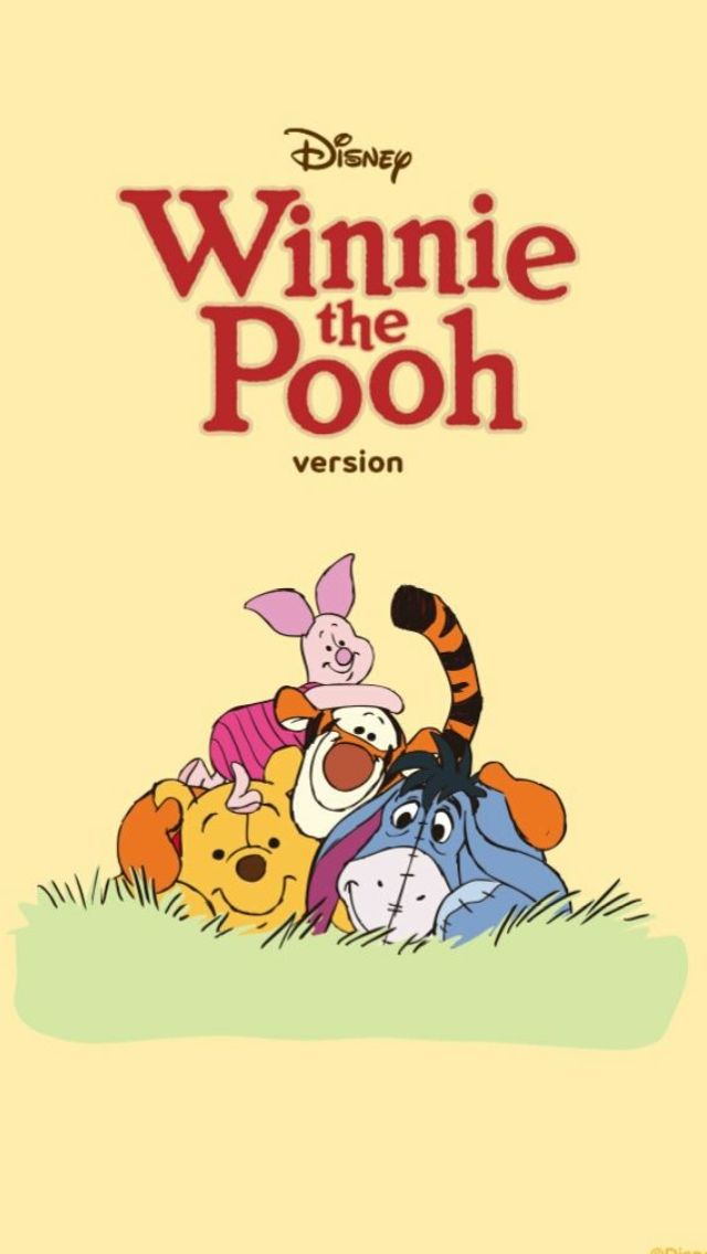 Winnie The Pooh Iphone Wallpaper Posted By Michelle Walker