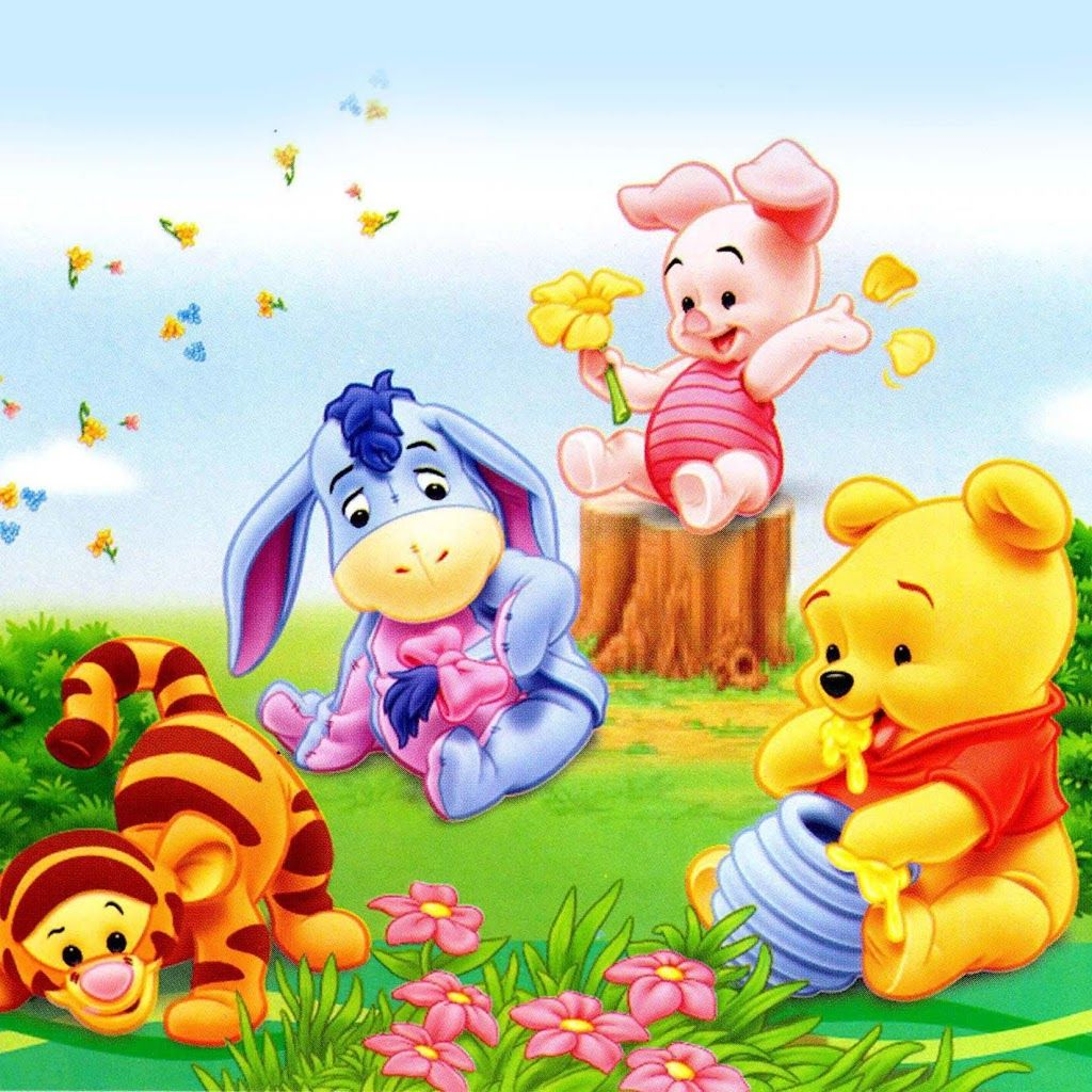 Winnie The Pooh Quotes Wallpaper Posted By Michelle Anderson